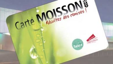Photo de La carte Moisson