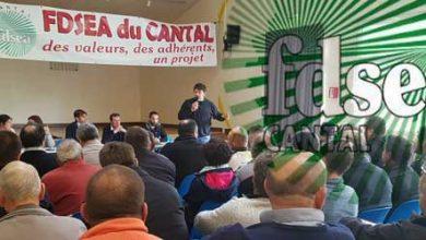 Photo de Découvrir la FDSEA Cantal
