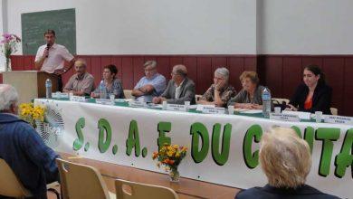 Photo of Assemblée Générale du 21 septembre 2018