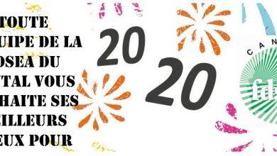 Photo of Meilleurs Voeux 2020