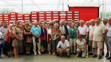 Photo de Section Départementale des Anciens Exploitants – Rapport d'activité 2019
